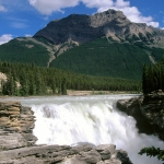 rushing-waterfall-jasper-area-alberta-canada